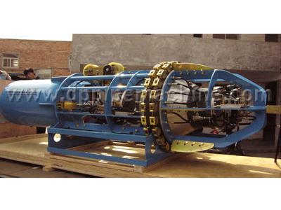 管道气动内对口器 - 气动内对口器DKQ1320 (52〞-56〞)