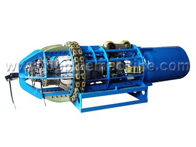管道气动内对口器 - 气动内对口器DKQ914 (36〞-38〞)